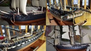 Best Model Ship Kits 2019 – Plastic Scale Wooden Models & Boat
