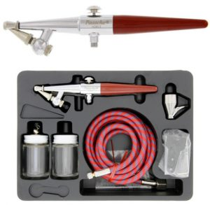 Paasche H-Set Single Action Airbrush Set