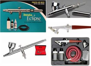 best airbrushes for models