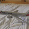 Daron Skymarks SKR715 American 777-300 New Livery Airplane Model Building Kit with Gear 3