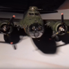 Revell B17G Flying Fortress 1-48 Scale 3