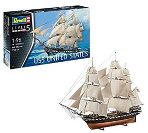 Revell 1:96 USS Most Affordable Plastic Kit